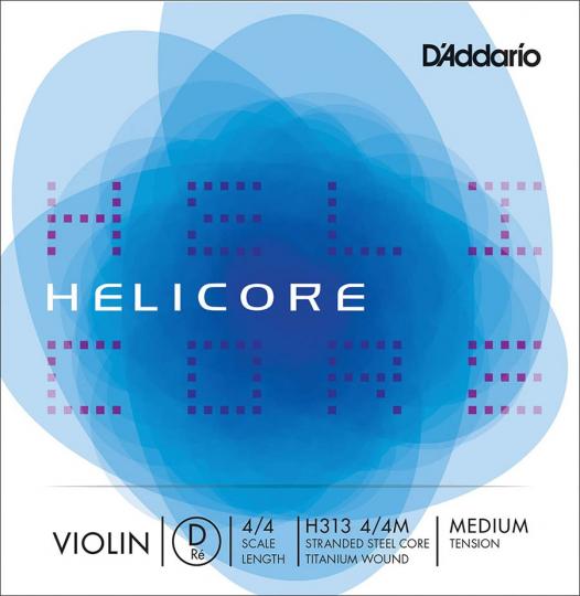 D´ADDARIO Helicore D-Violinsaite, medium