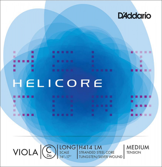 D´ADDARIO  Helicore C-Violasaite, medium