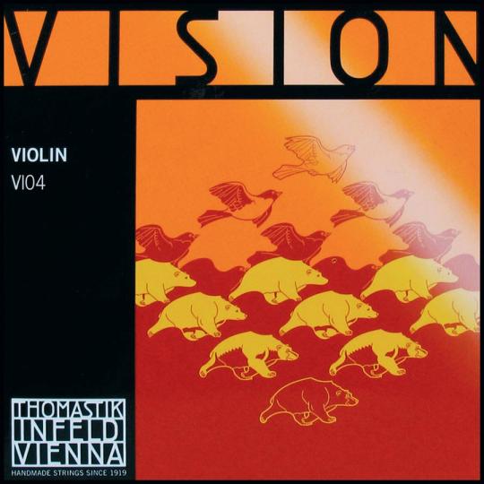 THOMASTIK  Vision G-Saite für Violine, mittel