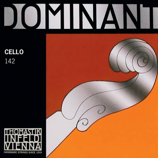 THOMASTIK  Dominant A-Saite für Cello, mittel