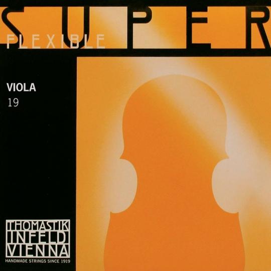 THOMASTIK  Superflexible D-Saite für Viola, mittel