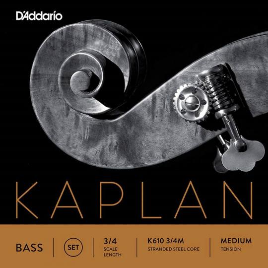 D´ Addario Kaplan Orchester Kontrabas Satz, medium