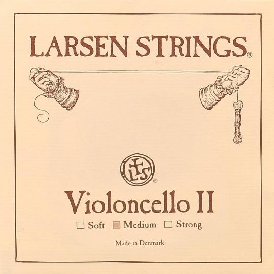LARSEN VICello D-Saite, medium