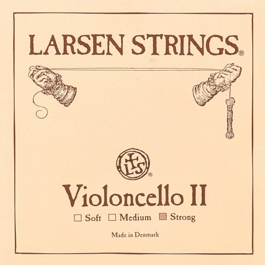 LARSEN VICello D-Saite, strong