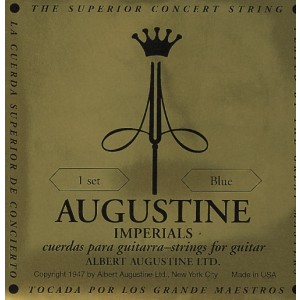 Augustine Imperial blue Label, high tension