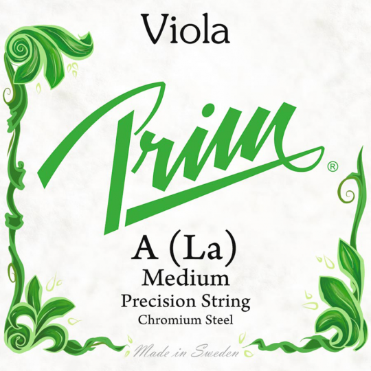 Prim Viola A-Saite, Stärke medium