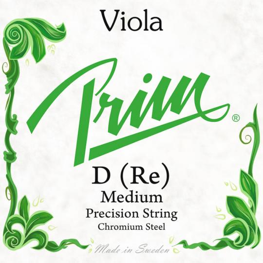 Prim Viola D-Saite, Stärke medium