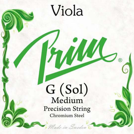 Prim Viola G-Saite, Stärke medium