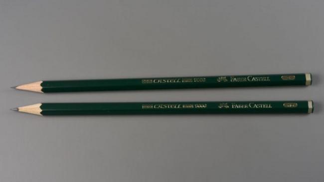 Faber-Castell, Bleistift Stärke HB