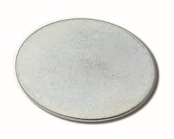 Metallplättchen Durchmesser 40mm