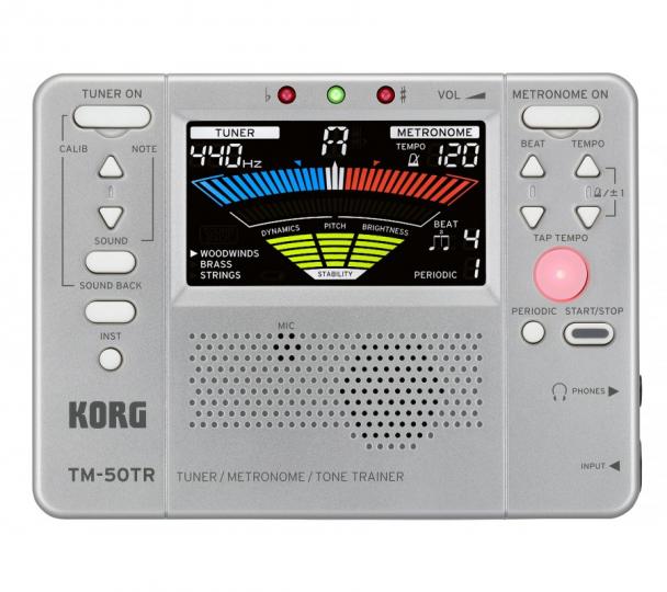 Korg TM-50TR Stimmgerät / Metronom & Tontrainer