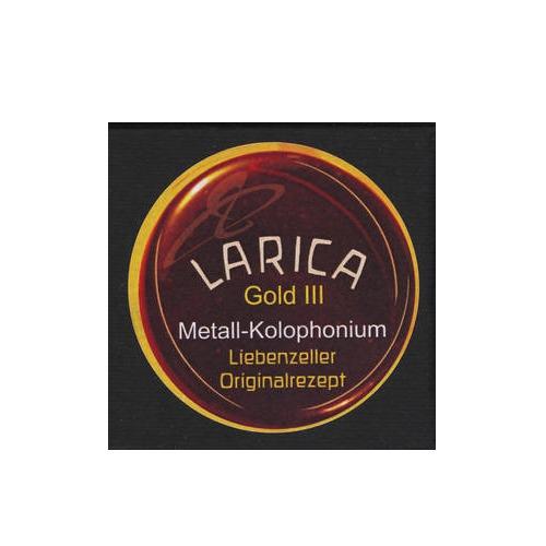 LARICA Goldkolophonium Gold III