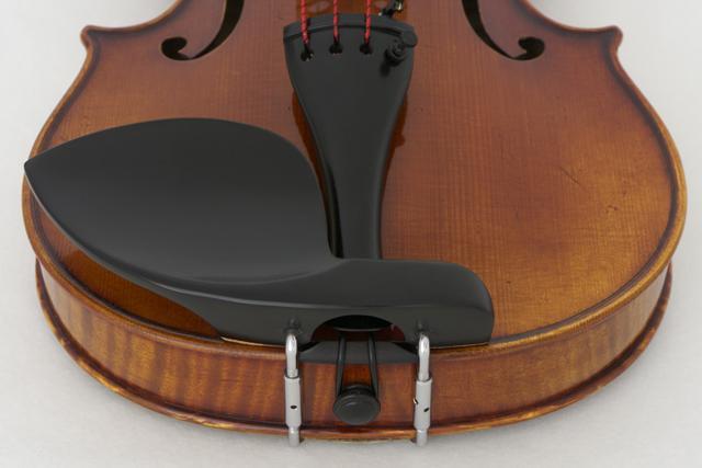 Guarneri, Kinnhalter Ebenholz für 1/2 - 1/4 Violine