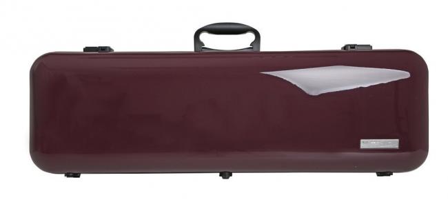 Gewa Violinkoffer Air 2.1, violett hochglanz