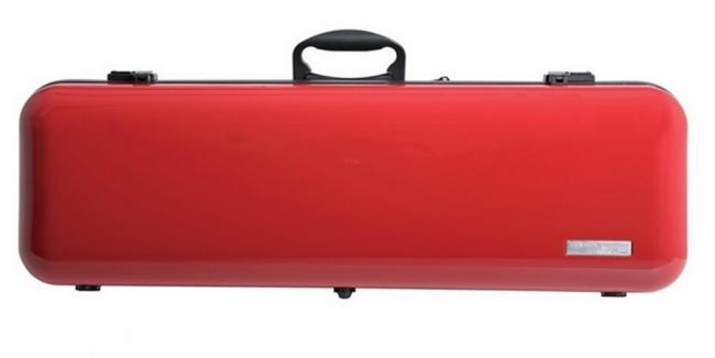 Gewa Violinkoffer Air 2.1, rot/schwarz