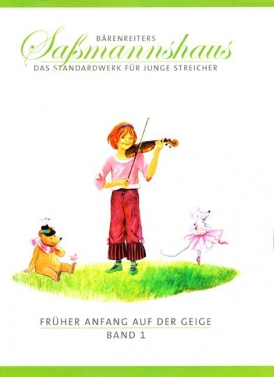Sassmannshaus Violine Band 1