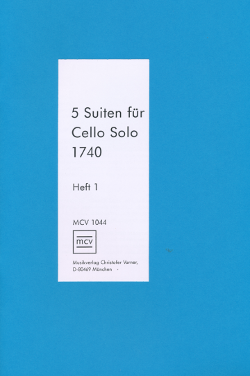 Cello Solo 1740