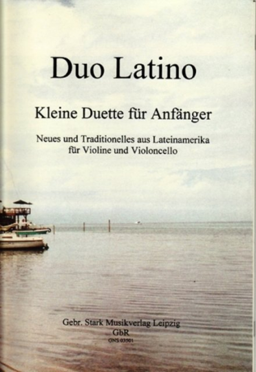 Noten: Duo Latino - Kleine Duette für Anfänger