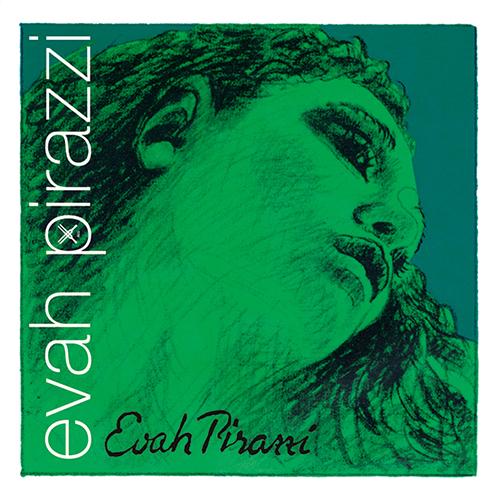 PIRASTRO Evah Pirazzi Satz Violinsaiten E-Kugel, mittel