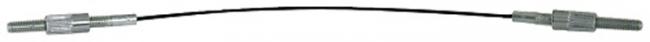 Wittner Anhängesaite Stahlflex Violine 4/4 - 3/4